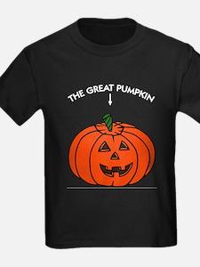 Great Pumpkin T