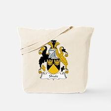 Shute Family Crest Tote Bag