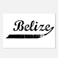 Belize Flanger Postcards (Package of 8)