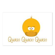 Quack Quack Postcards (Package of 8)