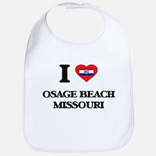 I love Osage Beach Missouri Bib