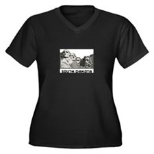 South Dakota Plus Size T-Shirt