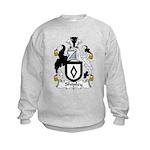 Shipley Family Crest Kids Sweatshirt