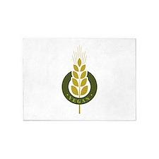 Vegan Grain 5'x7'Area Rug