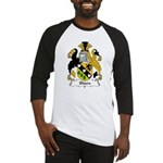 Shiers Family Crest Baseball Jersey