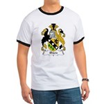 Shiers Family Crest Ringer T