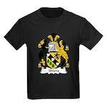 Shiers Family Crest Kids Dark T-Shirt