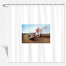 tc222pic Shower Curtain