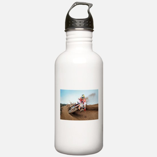 tc222pic Water Bottle