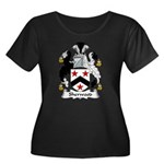 Sherwood Family Crest Women's Plus Size Scoop Neck
