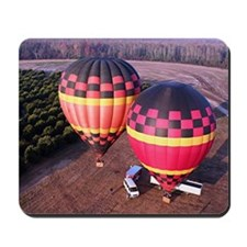 Hot Air Balloons 6 Mousepad