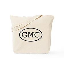GMC Oval Tote Bag