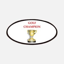 Golfing Joke Patch