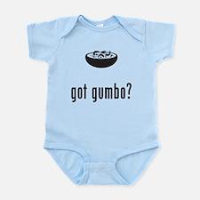 Gumbo Infant Bodysuit