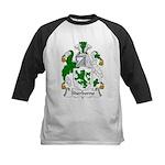 Sherborne Family Crest Kids Baseball Jersey