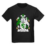 Sherborne Family Crest Kids Dark T-Shirt