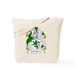 Sherborne Family Crest Tote Bag