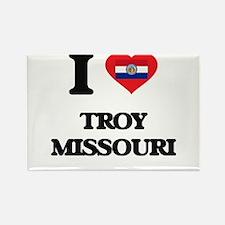 I love Troy Missouri Magnets