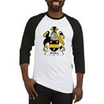 Shelley Family Crest  Baseball Jersey
