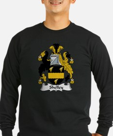 Shelley Family Crest T