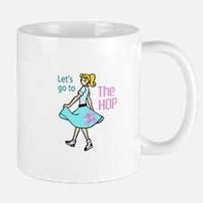 Let's Go To The Hop Mugs