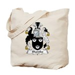 Sharples Family Crest Tote Bag