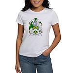 Shapley Family Crest Women's T-Shirt