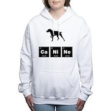 German Shorthaired Point Women's Hooded Sweatshirt
