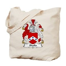 Shafto Family Crest Tote Bag
