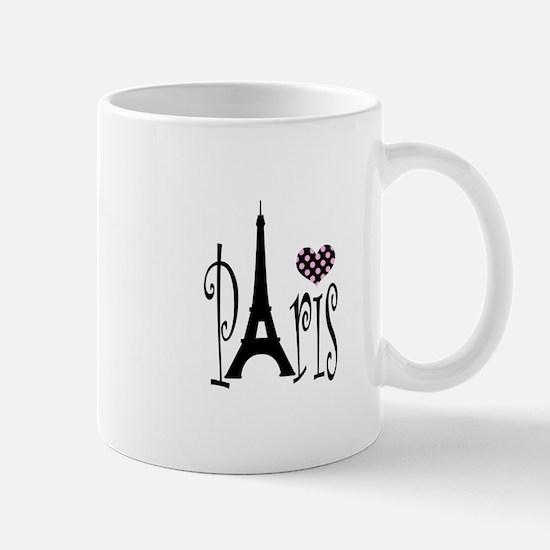 Paris Mugs