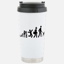 German Wirehaired Point Travel Mug