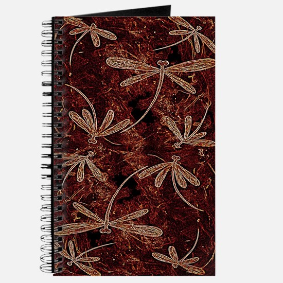 Dragonfly Toffee Flit Journal