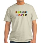 Animal Lover Light T-Shirt