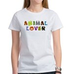 Animal Lover Women's T-Shirt