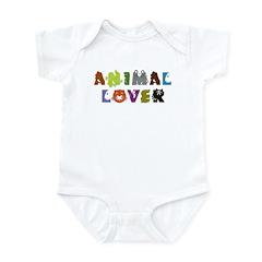 Animal Lover Infant Bodysuit