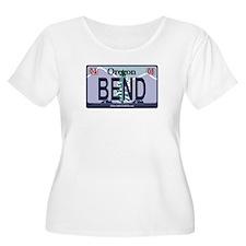 Oregon Plate - BEND T-Shirt