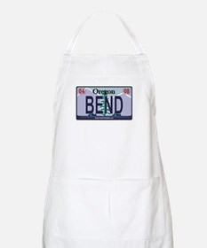 Oregon Plate - BEND BBQ Apron