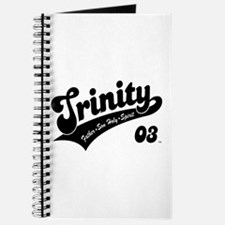 Trinity - Father, Son, Holy Spirit Section Journal