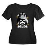 Sewell Family Crest Women's Plus Size Scoop Neck D