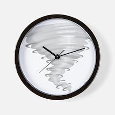 Tornado Alley Wall Clock