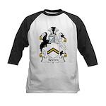 Severn Family Crest Kids Baseball Jersey