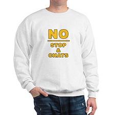 Cute Chat Sweatshirt