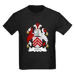 Selley Family Crest Kids Dark T-Shirt