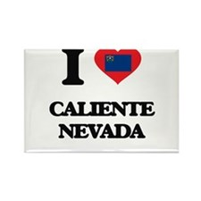 I love Caliente Nevada Magnets