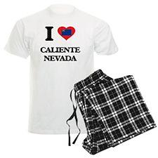 I love Caliente Nevada Pajamas