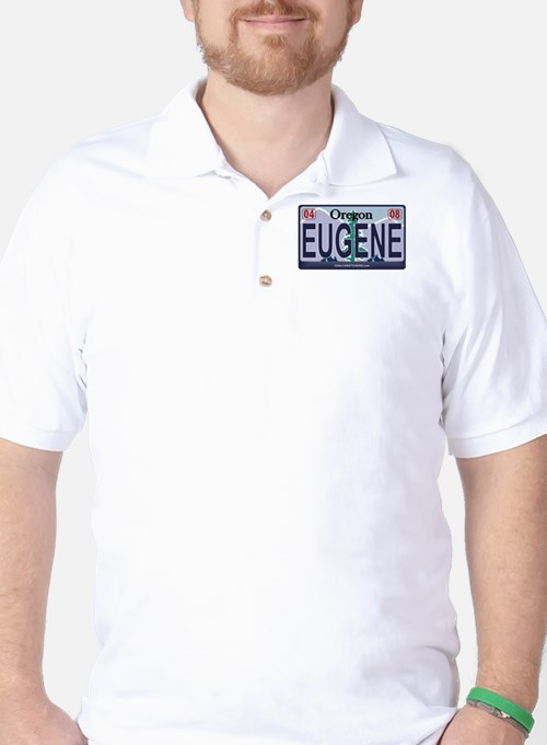 Oregon Plate - EUGENE T-Shirt