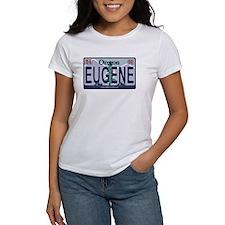 Oregon Plate - EUGENE Tee