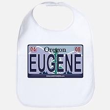 Oregon Plate - EUGENE Bib