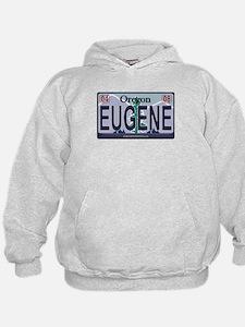 Oregon Plate - EUGENE Hoodie