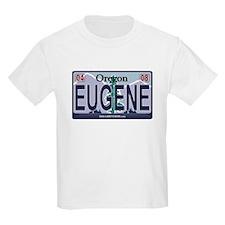 Oregon Plate - EUGENE T-Shirt